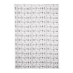 СИССЕЛА Ткань IKEAТкань, белый/темно-серый 199.– / метр Артикульный номер: 402.322.20 Подробнее Размер 150 см