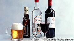 La confusión sobre cuánto alcohol es bueno