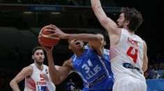 Are you aware that Spain Beat France in Eurobasket Semis on Thursday? Read this report to find the analysis of a clash that was more than classical.