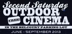 Second Saturday Outdoor Cinema | Welcome to the Belcourt Theatre - Nashville's non-profit venue for film, music & events