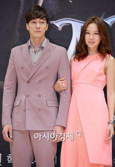 So Ji Sub & Gong Hyo Jin