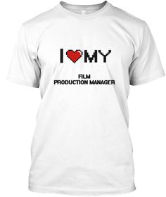 I love my Film Production Manager | Teespring - This is the perfect gift for someone who loves Film Production Manager. Thank you for visiting my page (Related terms: %tags11% ...)