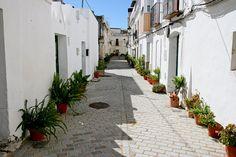 Back street of Tarifa | Flickr - Fotosharing!