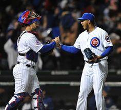 MLB Gamecast - Brewers vs Cubs