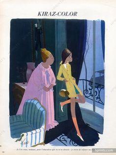 Edmond Kiraz 1967 Les Parisiennes