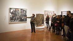 """""""Da Kandinsky a Pollock. La grande arte dei Guggenheim"""", a Palazzo Strozzi fino al 24 luglio 2016"""