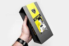 Scarf - Minimalist Packaging
