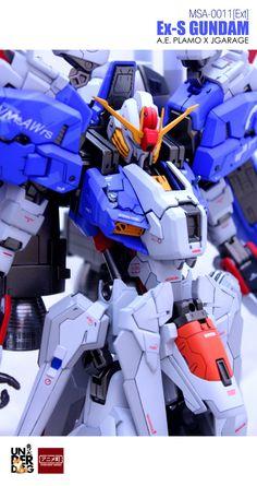MSA-0011(Ext) Ex-S Gundam