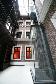 Panoramic Glass Lift