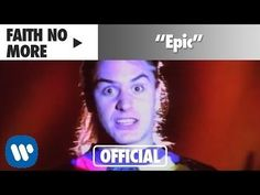 Faith No More - Epic (Official Music Video) - YouTube