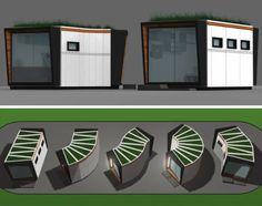 Corner Home Office? DIY Modular Custom Interior Design