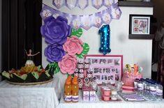 Membuat Birthday Dessert Table & Decoration Sederhana