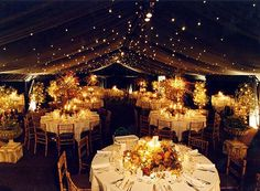 Outdoor Wedding Reception Ideas | How to Choose the Wedding Decorations | WeddingElation