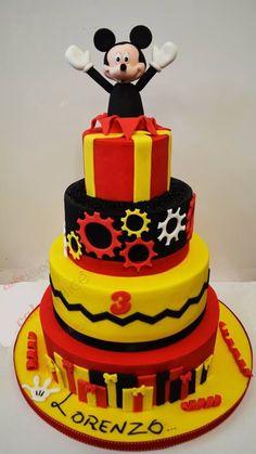 Mickey cake Mickey mousse cake Minnie cake
