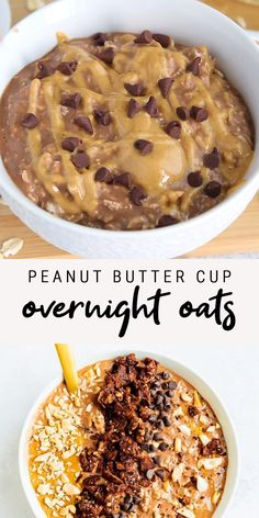 Really good! I used Chocolate pb2 instead of protein powder, and did a spoon of the peanut butter, to cut calories.