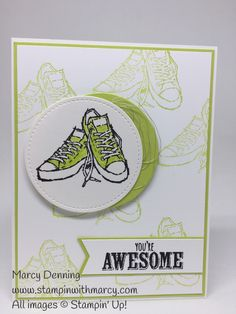 Epic Celebrations Stamp Set Stampin Up Stampinwithmarcy Birthday Cards