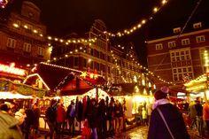 Deutschland in der Vorweihnachtszeit erstrahlt in 1000 Lichtern - Tipps für Weihnachtsmärkte in Norddeutschland