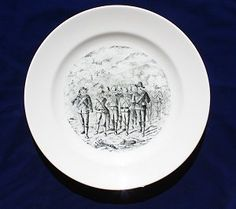 British POW depicted on a plate by the Dutch firm of Petru Regout & Co, Maastricht. Armed Conflict, Prisoners Of War, Folk Music, Camps, Archaeology, Astronomy, Dutch, British, Museum
