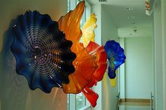 Birmingham Museum of Art, Chihuly glass forms by coast2coastmove, via Flickr