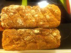 Maailman parasta leipää! – mimosanblogi Baked Potato, French Toast, Food And Drink, Cooking, Breakfast, Ethnic Recipes, Kitchens, Bakken, Kitchen