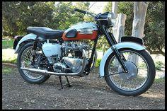 1959 Triumph Bonneville T120