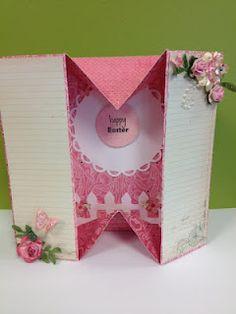 Inside of box card