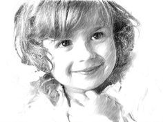Photo to Black and White Sketch - akvis