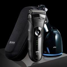 Braun 390cc-4 Hugo Boss Limited Edition - ElectroStudio