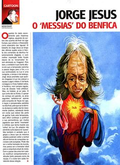 Jorge Jesus, o Messias do Benfica http://nelsonsantos.pt/