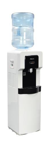 NewAir Pure Spring WAT20W BPA Free Hot/Cold Water Dispenser