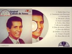 Genival Calixto   Casamento com Descrente Cd Completo 1981