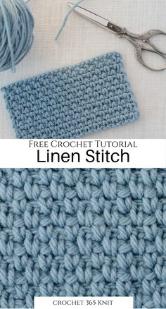 Learnhow to crochet the linen stitch! This stitch is also called the Seed stitch, the Moss stitch, the Woven stitch and the Granite stitch. Knitting PatternsKnitting For KidsCrochet ProjectsCrochet Stitches Linen Stitch Crochet, Basic Crochet Stitches, Tunisian Crochet, Crochet Basics, Learn To Crochet, Easy Crochet, Crochet Hooks, Free Crochet, Crochet Stitch Tutorial