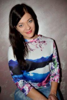 Textured Dress,Triangle Print Sweatshirt,Panorama Print Sweatshirt,Rose Pattern Sweatshirt,Bodycon Dress by Oasap