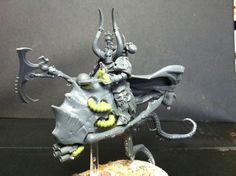 Dark Future Games: Chaos Sorcerer Biker Conversion: Hit the Road with a Horseman of the Apocalypse!