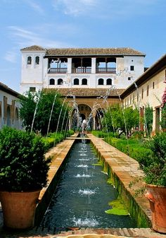 Alhambra Palace, Granada- DONE!