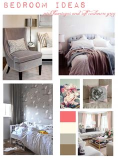 Like chair and color acheme Pretty Bedroom, Home Bedroom, Bedroom Interior, Master Bedroom Plans, Interior Design Bedroom, Bedroom Decor, Home Decor, Home Furnishings, Home Deco