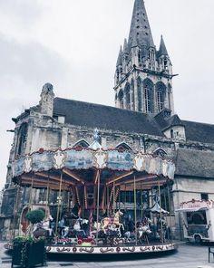 Place Bouchard Caen