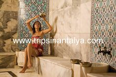 Enjoy the turkish Bath Hamam in alanya in an authentic atmosphare. Whole Body peeling, foam masage and whole body oil masage. 2 hours treatment alanya wellness program. Relaxing and feeling like new born.