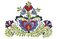 moravian folk motif - Google Search
