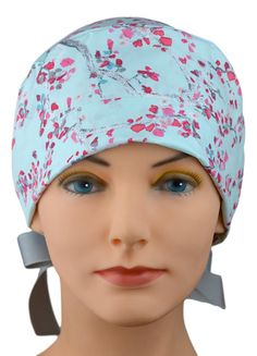 Chemo gorras gorros quirúrgicos Mini cinta encantada