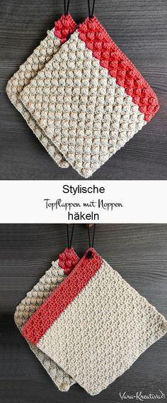 Entrelac | CROCHET Y PALITOS | Pinterest | Crochet, Potholders and ...