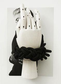 DIY | Knotted Turks head bracelet