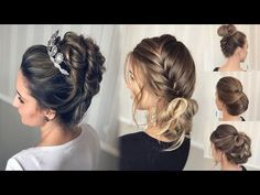 Hairstyle Designs & Ideas ● Best Hairstyles Compilation Tutorial Of 2017 - YouTube