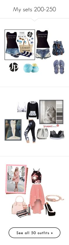 """""""My sets 200-250"""" by grateful-angel ❤ liked on Polyvore featuring Laidback London, Aéropostale, Eos, jenniferpilates, jpactivewear, Seed Design, Michael Kors, Vans, rioolympic and olympic2016"""