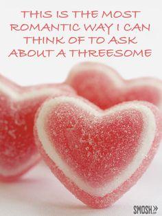 Refuse. E-cards threesome valentine