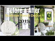 Porch Decor Ideas ~ Summer Porch ~ Farmhouse Porch Decor ~ Porch Swing I. Pergola Swing, Diy Pergola, Pergola Kits, Porch Swing, Pergola Ideas, Patio Ideas, Front Porch, Outdoor Projects, Diy Craft Projects