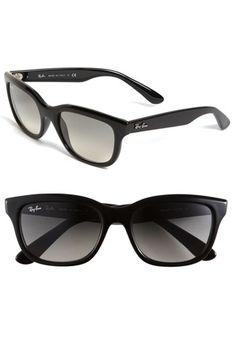 Ray-Ban 'Updated Wayfarer' Cat's Eye Sunglasses | Nordstrom - StyleSays