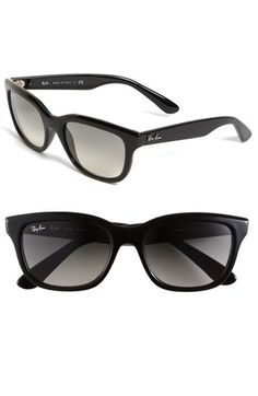 Ray-Ban 'Updated Wayfarer' Cat's Eye Sunglasses   Nordstrom - StyleSays