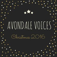 Avondale Voices - Christmas 2016 by Fifteenoeight on SoundCloud Help Wanted, Easy Work, New Inventions, Christmas 2016, Choir, The Voice, Community, Nature, Outdoor