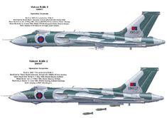 """Avro Vulcan B2 """"Black Buck"""""""
